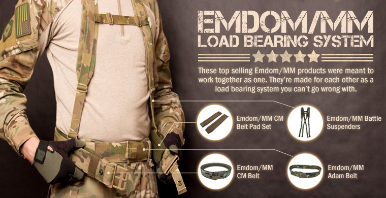 Emdom/MM Load Bearing System