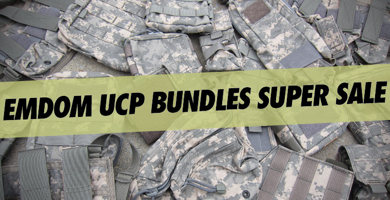 Emdom UCP Bundles Super Sale