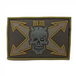 Emdom/MM PVC Patch