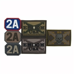 Emdom USA PVC Patch Bundle Set