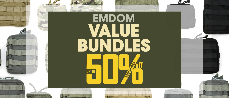 Emdom UCP Bundles Super Sale