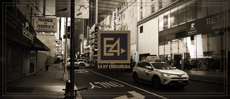 E4 by EmdomUSA