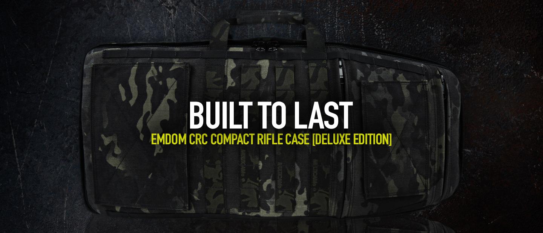 Emdom CRC Compact Rifle Case