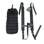 Emdom H2O Hydration Carrier Bundle - Black