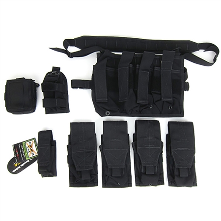 Emdom M4 Bundle B - Black