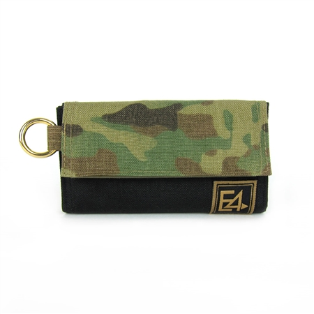 E4 By EmdomUSA Ash Key Purse